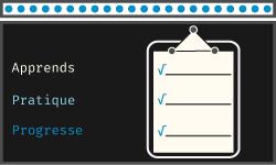 Affiche Formation web - Formation WordPress - Votre site internet en 3 jours