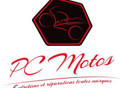 © Création de logo pour PC Motos