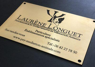 Identité visuelle, Branding d'entreprise – Laurène Longuet